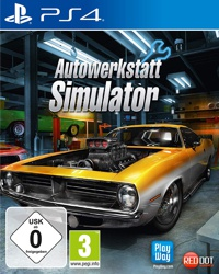 Autowerkstatt Simulator (Playstation 4)