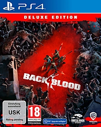 Back 4 Blood - Deluxe Edition (Playstation 4)