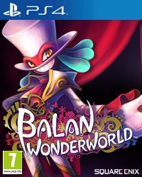 Balan Wonderworld (Playstation 4)