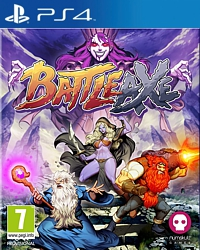 Battle Axe (Playstation 4)