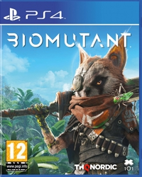 Biomutant (Playstation 4)