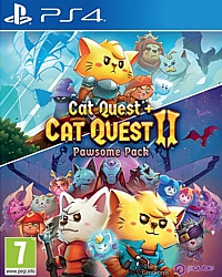Cat Quest + Cat Quest 2 Pawsome Pack (Playstation 4)