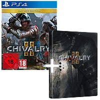 Chivalry 2 - Steelbook Edition (Playstation 4)