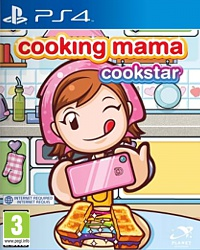 Cooking Mama: CookStar (Playstation 4)