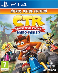 Crash Team Racing: Nitro-Fueled - Nitros Oxide Edition (Playstation 4)