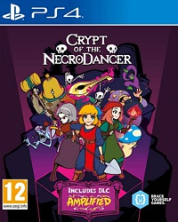 Crypt of the NecroDancer (Playstation 4)