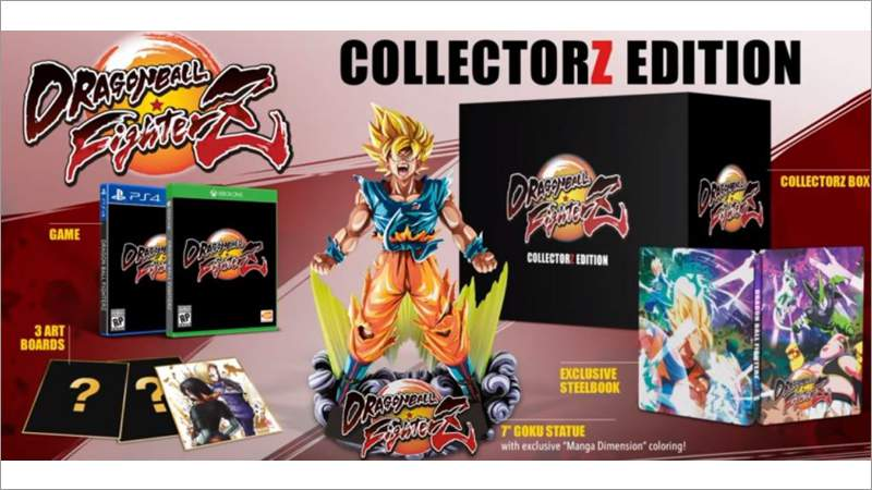 Dragonball FighterZ - CollectorZ Edition (Xbox One)