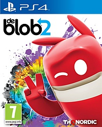 de Blob 2 (Playstation 4)