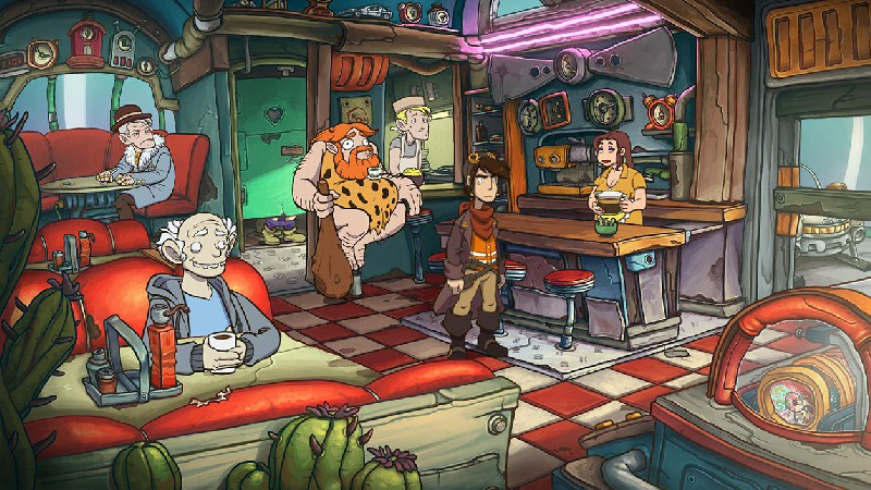 Deponia Doomsday (Playstation 4)