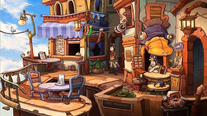 Deponia - Collection (Playstation 4)
