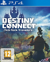 Destiny Connect: Tick-Tock Travelers (Playstation 4)