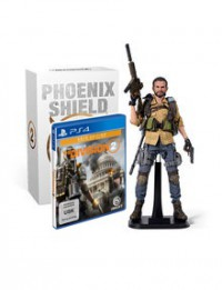 The Division 2 - Phoenix Shield Gold Edition (Playstation 4)