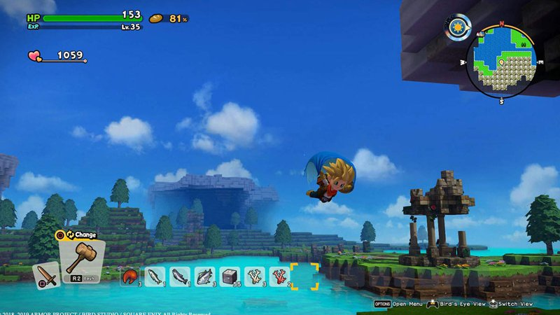 Dragon Quest Builders 2 (Playstation 4)