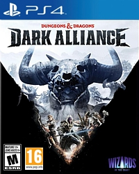 Dungeons & Dragons: Dark Alliance - Steelbook Edition (Playstation 4)