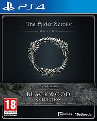 The Elder Scrolls Online Collection: Blackwood (Playstation 4)