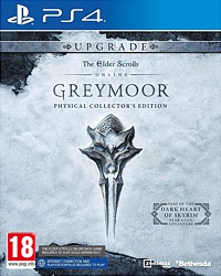 The Elder Scrolls Online: Greymoor - Collectors Edition Upgrade (Playstation 4)