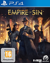 Empire of Sin - Day One Edition (Playstation 4)