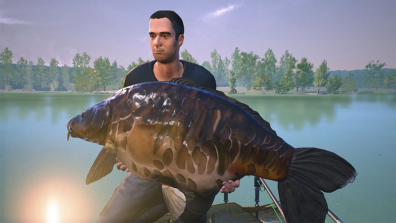 Euro Fishing - Collectors Edition (Playstation 4)