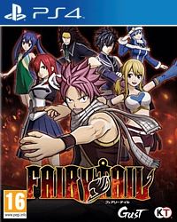 Fairy Tail (Playstation 4)