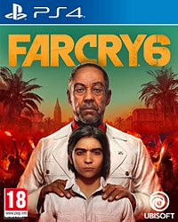 Far Cry 6 (Playstation 4)