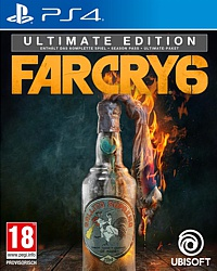 Far Cry 6 - Ultimate Edition (Playstation 4)