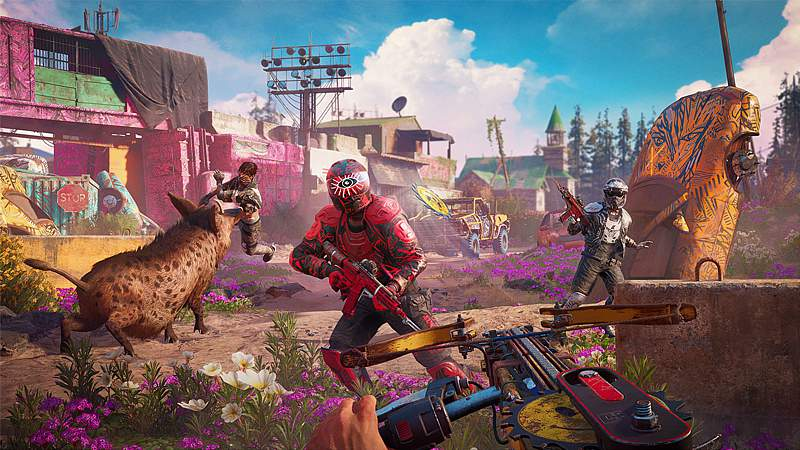 Far Cry New Dawn (PC-Spiel)