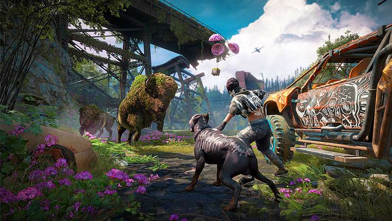 Far Cry New Dawn (Playstation 4)