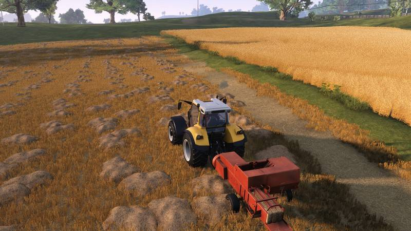 Farmers Dynasty (Playstation 4)
