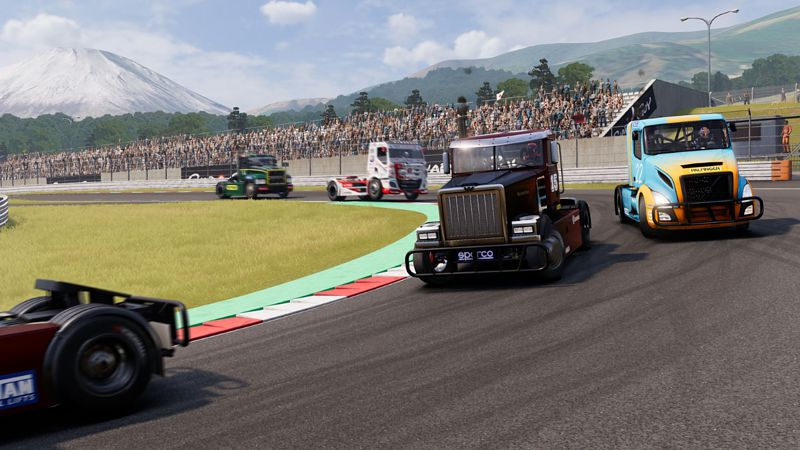 FIA European Truck Racing Championship (Playstation 4)