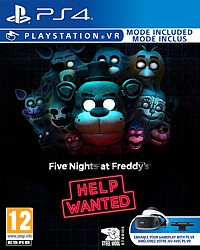 Five Nights at Freddys: Help Wanted (Playstation 4)