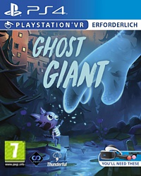 Ghost Giant (benötigt Playstation VR) (Playstation 4)