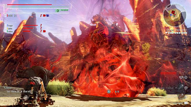 God Eater 3 (Playstation 4)