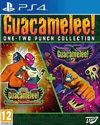 Guacamelee! One-Two Punch Collection (Playstation 4)