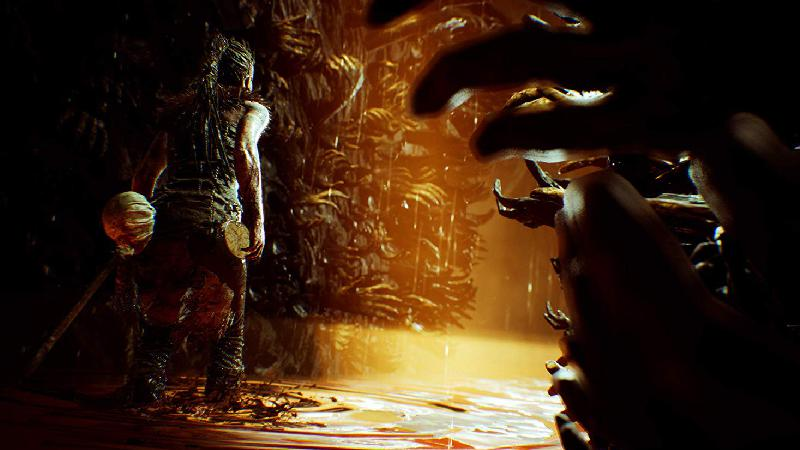 Hellblade: Senuas Sacrifice (Playstation 4)
