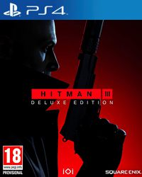 Hitman 3 - Deluxe Edition (Playstation 4)