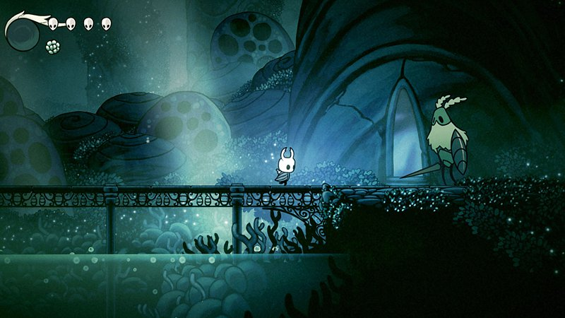 Hollow Knight (Playstation 4)