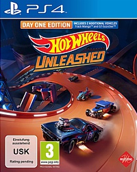 Hot Wheels Unleashed - Day 1 Edition (Playstation 4)