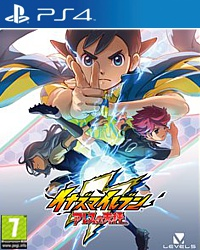 Inazuma Eleven Heroes: Great Road (Playstation 4)