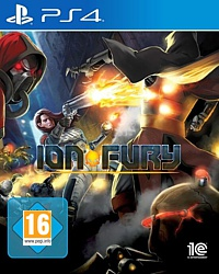 Ion Fury (Playstation 4)