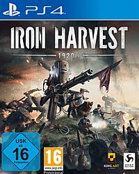 Iron Harvest 1920+ (Playstation 4)