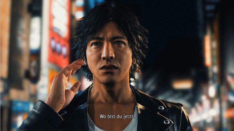 Judgment (Playstation 5)