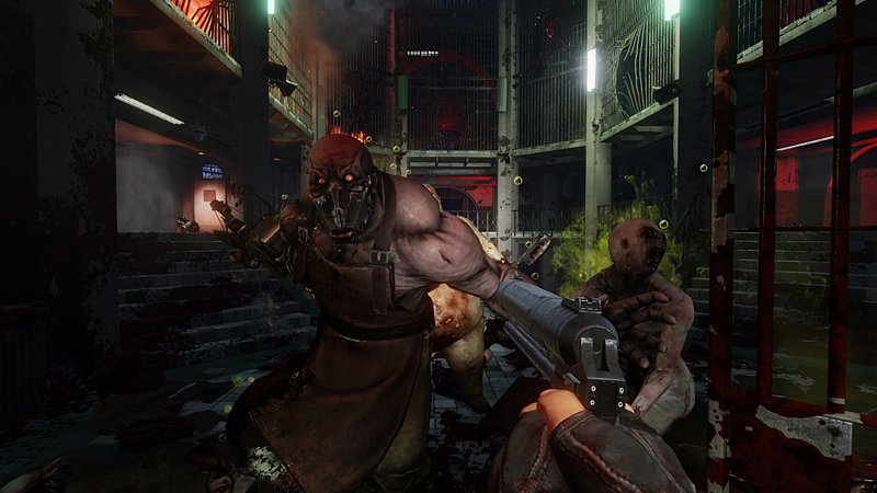 Killing Floor - Double Feature (benötigt Playstation VR) (Playstation 4)