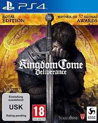 Kingdom Come: Deliverance - Royal Edition (Playstation 4)