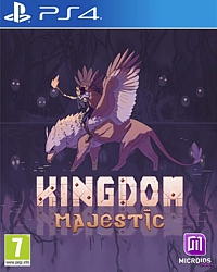 Kingdom Majestic - Limited Edition (Playstation 4)