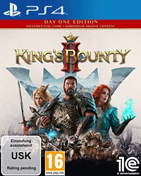 Kings Bounty 2 - Day 1 Edition (Playstation 4)