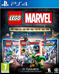 LEGO Marvel Collection (Playstation 4)