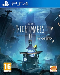 Little Nightmares 2 - Day 1 Edition (Playstation 4)