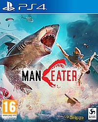 Maneater - Day 1 Edition (Playstation 4)