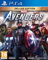 Marvels Avengers - Deluxe Edition (Playstation 4)