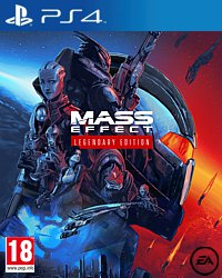 Mass Effect Legendary Edition (Playstation 4)